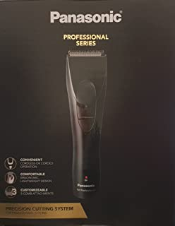 Panasonic Professional Cordless/Corded Hair clipper for Precision cutting