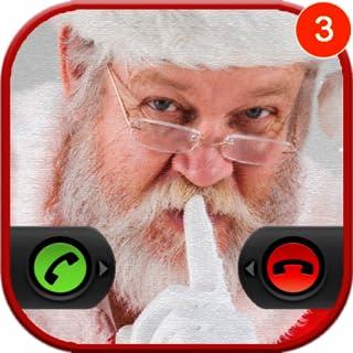 Fake Prank Vidio Call Santa Claus With Chat!