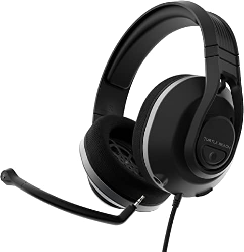 Turtle Beach Recon 500 Casque Gaming Filaire Multi-plateforme - PS5, PS4, Xbox Series X S, Xbox One et Nintendo Switch
