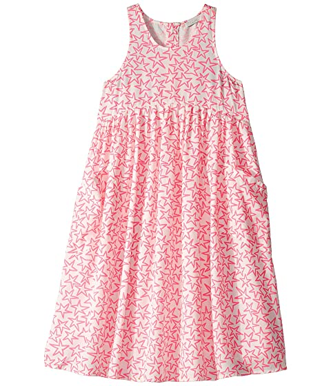 Stella McCartney Kids Sleeveless Fluro Stars Dress Early (Toddler/Little Kids/Big Kids)