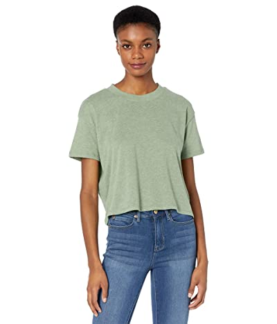 Alternative Headliner Cropped Tee (Vintage Pine) Women