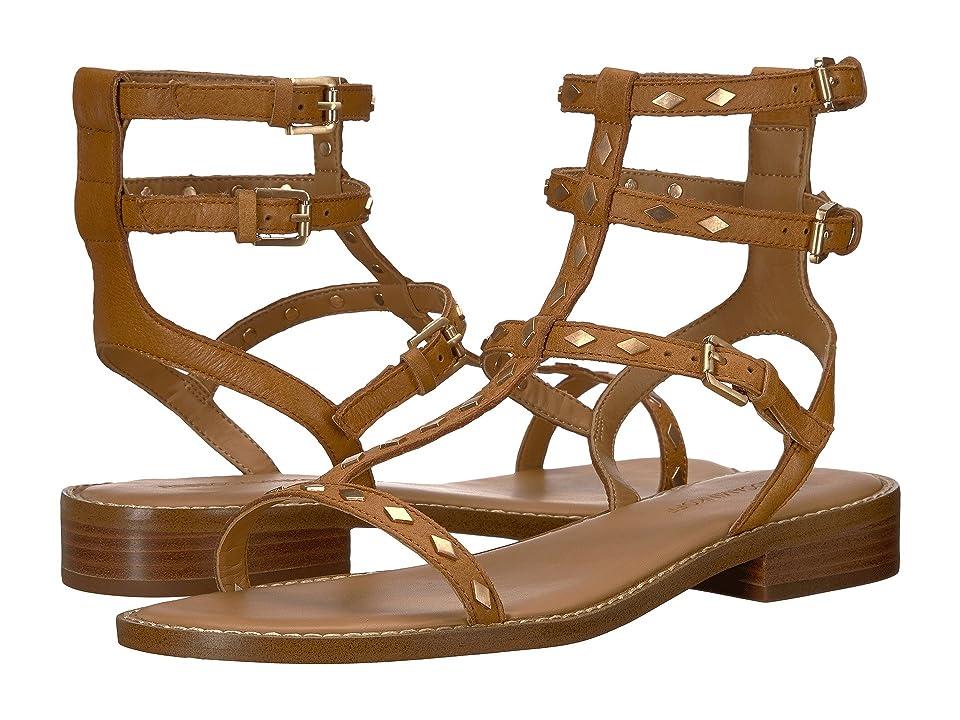 Rebecca Minkoff Arella (Almond Leather) Women's Sandals, Multi
