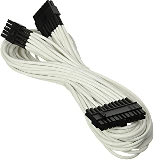 Corsair Individually Sleeved 24pin ATX Cable Type 3 (Gen 2), White (CP-8920058)