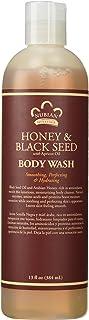 Nubian Heritage Body Wash Honey Blk Seed