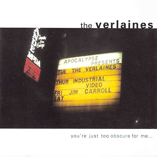 Slow Sad Love Song By The Verlaines On Amazon Music Amazon Com