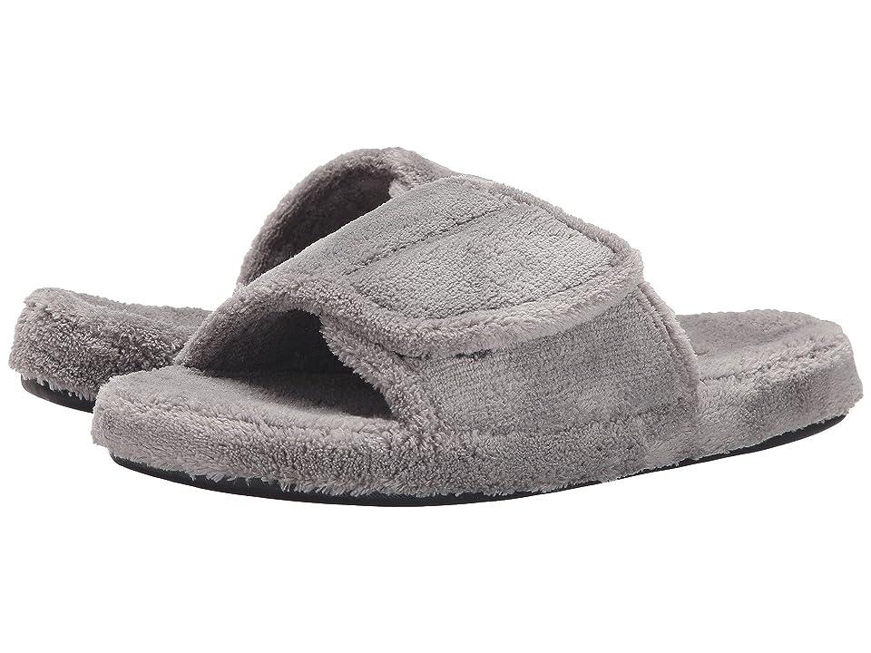 Acorn Spa Slide (Grey) Men