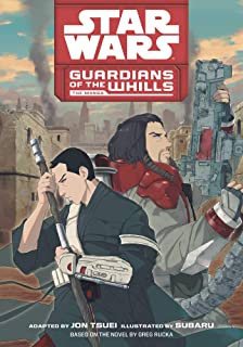STAR WARS GUARDIANS OF WHILLS: The Manga