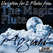 Mozart: Variation for 2 Flutes from The Magic Flute