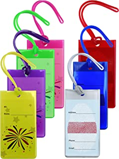 Best identity tags for suitcases Reviews