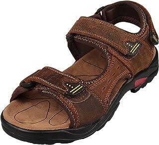 OUTDOOWALS Mens Arch Support Summer Sandals Wide Width Slippers Boys Lightweight Beach Footwear