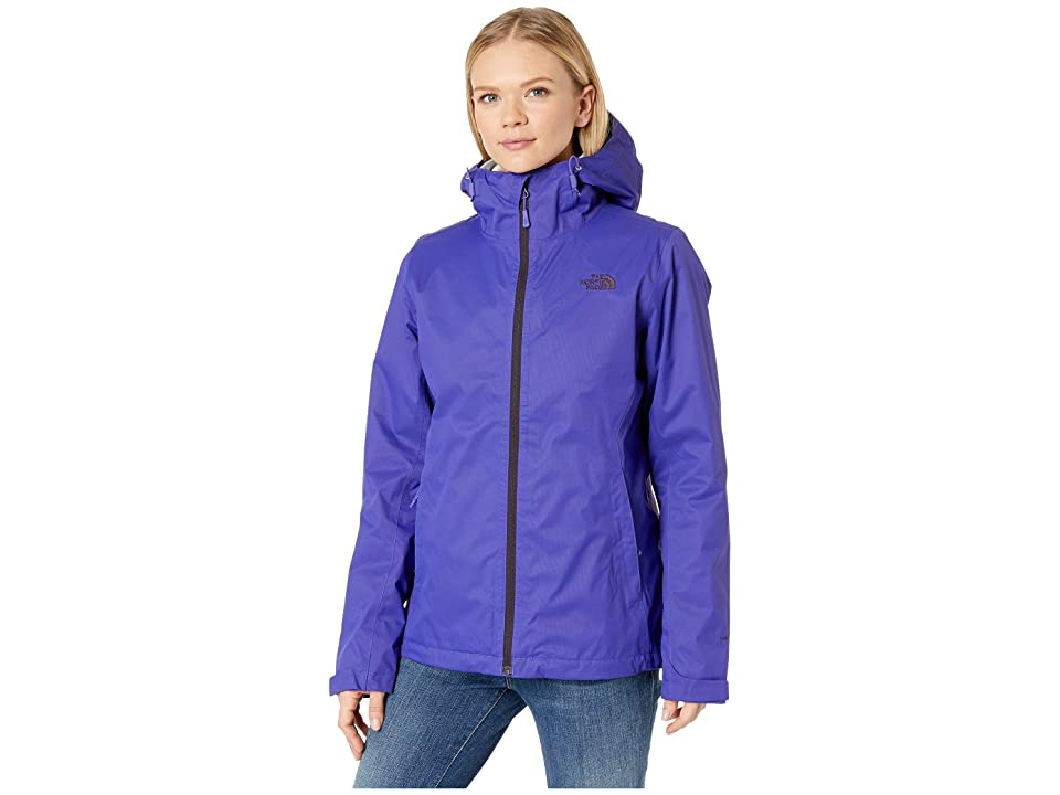 The North Face Arrowood TriClimate(r) Jacket (Deep Blue Dobby/Deep Blue Dobby) Women