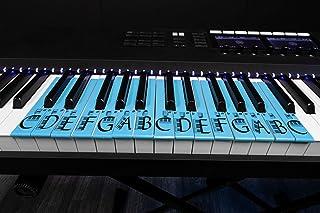 U-Keys Educational Piano and Keyboard Music Notes Or Full Se
