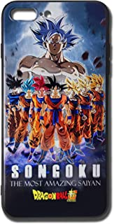 Dragon Ball Super Goku Super Saiyan Cell Phone Cases & Covers for iPhone 7 Plus iPhone 8 Plus
