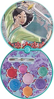 Townley Girl Disney Princess Mulan Lip Gloss Slide Out Compact