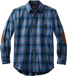 pendleton elbow patch trail shirt