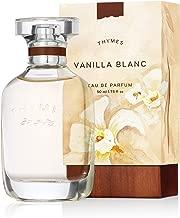 Thymes - Vanilla Blanc Eau De Parfum - Warm Fragrance Perfume for Men & Women - 1.75 oz