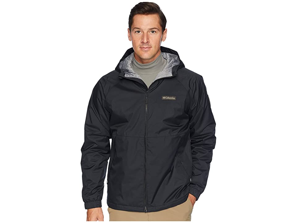 Columbia Helvetia Heightstm Jacket (Black) Men