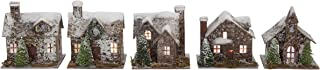 Best miniature houses for christmas village Reviews