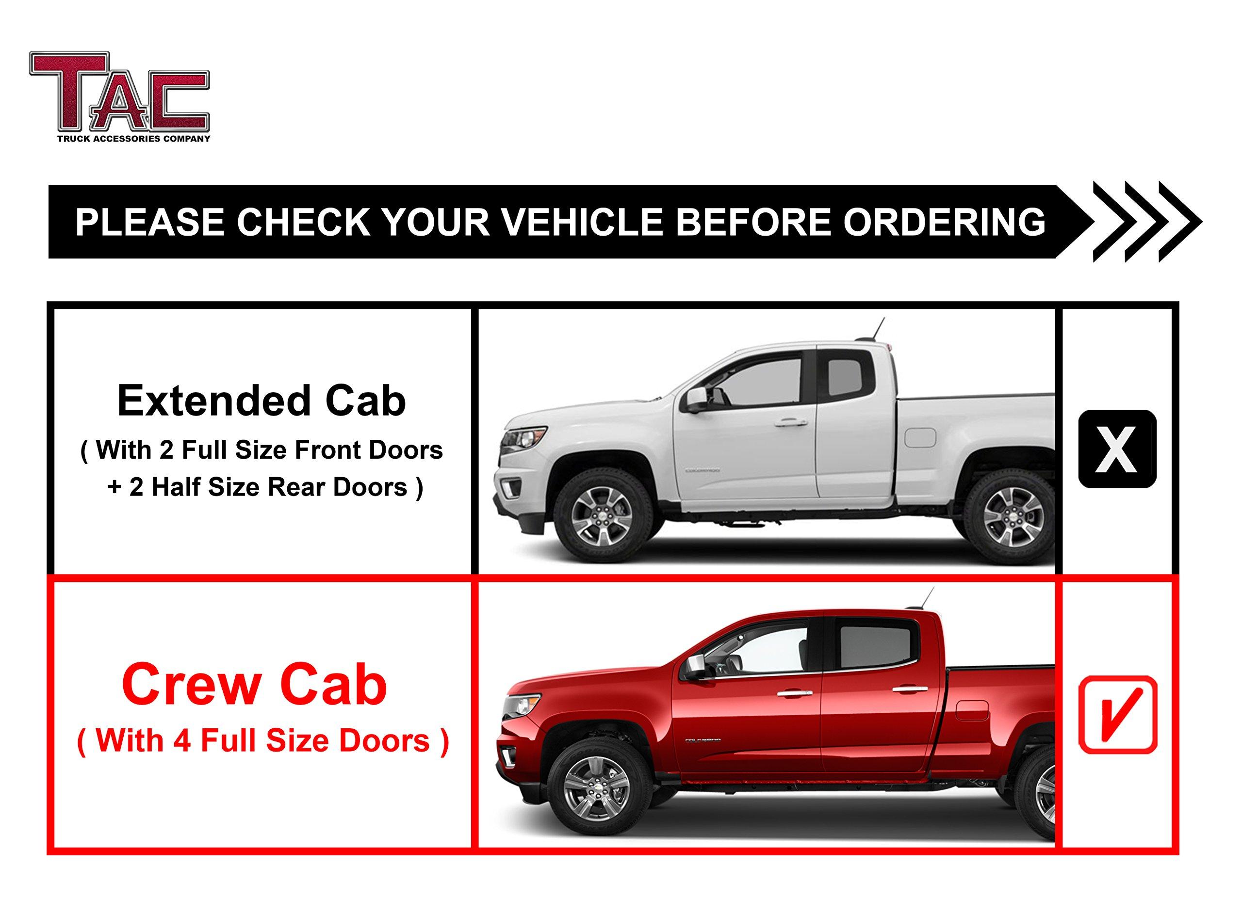 2015-2018 GMC Canyon Chevy Colorado Pick Up Box Attachment Kit New 19330106