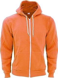 f754c953b0f92 American Apparel - Sweatshirt à Capuche et Fermeture zippée - Homme