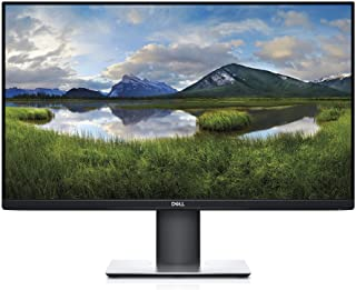 DELL P Series 27-Inch Screen Led-Lit Monitor (P2719H), Black