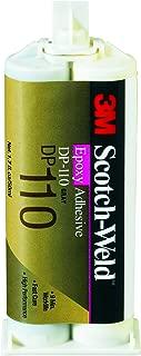 3M Scotch-Weld Epoxy Adhesive Duo-Pak, Translucent, 1.69-Ounce