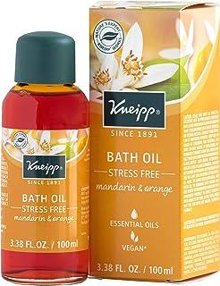 Kneipp Herbal Bath, Stress Free, Orange Blossom & Mandarin, 3.38 fl. oz.