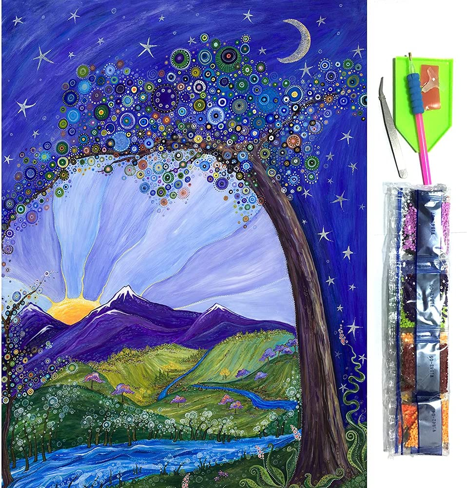 DIY 5D Diamond Painting Kits for Drill Houston Mall Adults Year-end annual account Full Kids Rhinesto
