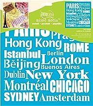 DecoArt Americana Mixed Media Stencil, 12 by 12-Inch, Bon Voyage