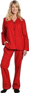 Best women's flannel pajama set owl stargaze Reviews