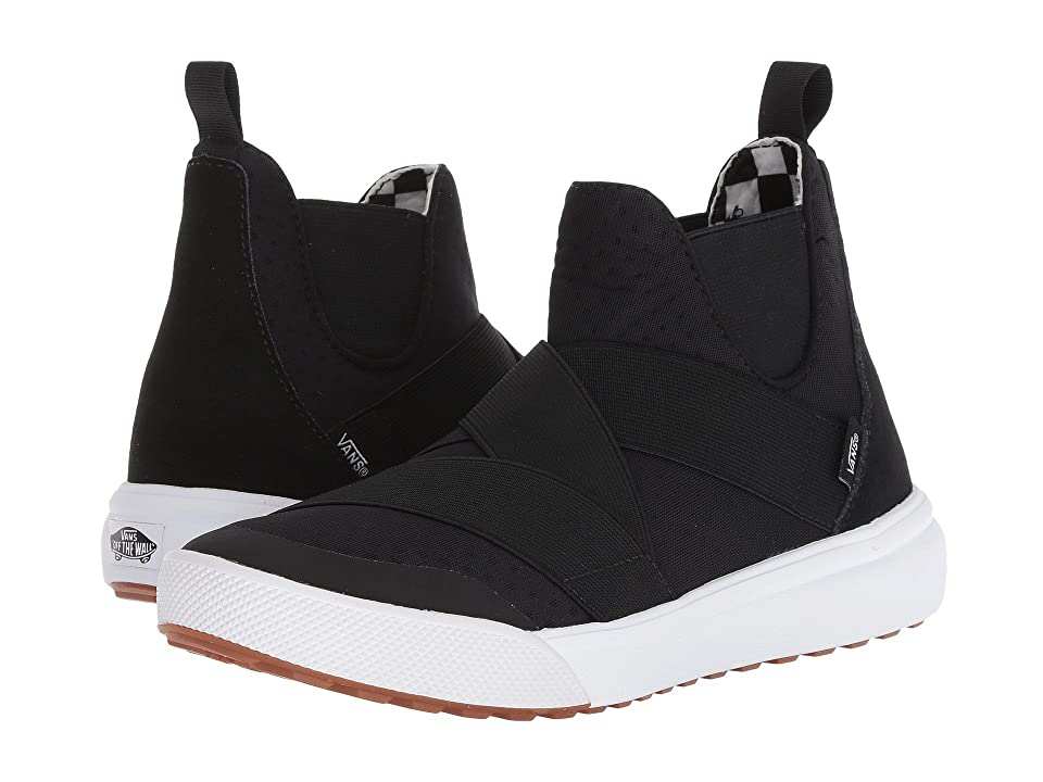 Vans Ultrarange Gore Hi (Black) Slip on Shoes