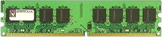 Kingston ValueRAM 1GB 400MHz DDR2 Non-ECC CL3 DIMM Desktop Memory