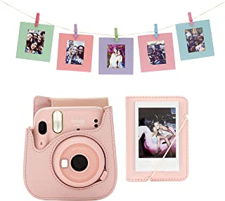 Instax Mini 11 - Kit de Accesorios para cámara Color Rosa
