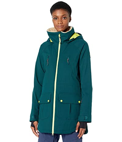 Burton Prowess Jacket (Ponderosa Pine) Women