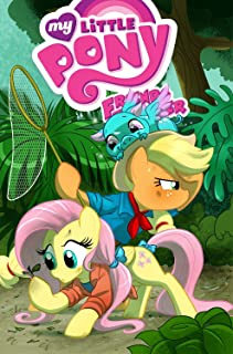 My Little Pony Friends Forever Volume 6