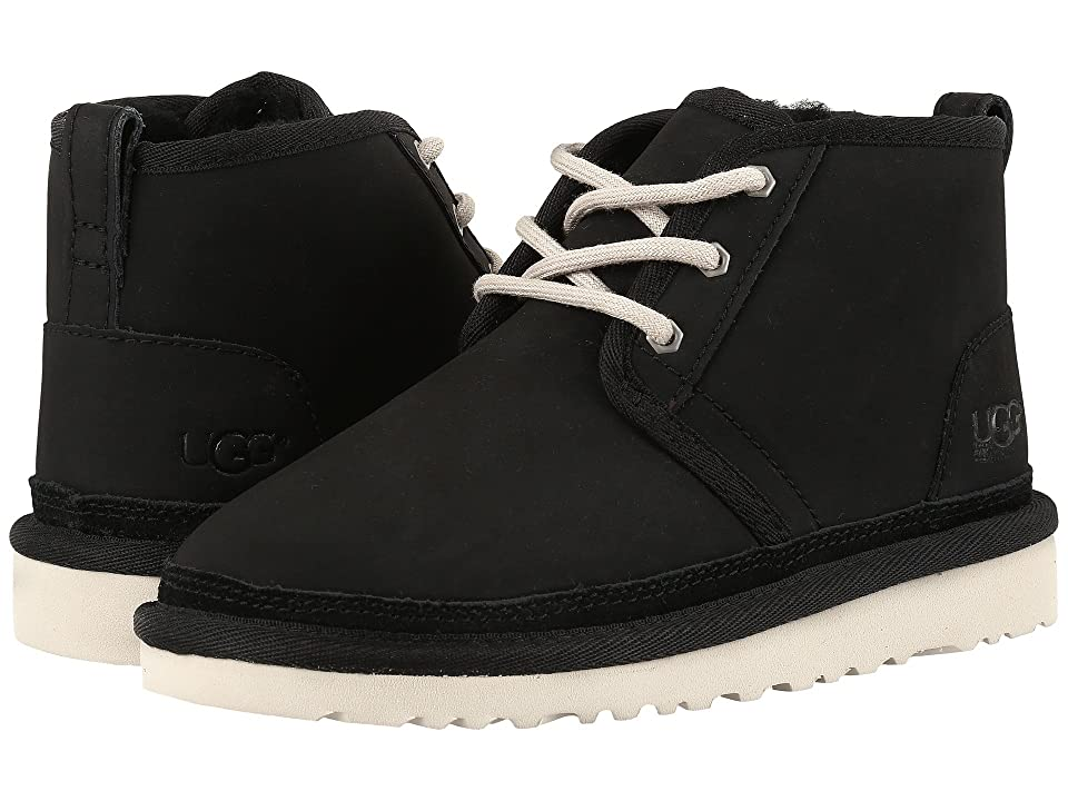 UGG Kids Neumel (Little Kid/Big Kid) (Black 2) Kids Shoes