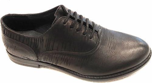 Igi&Co Chaussures de Ville Ville à Lacets pour Femme Noir Noir  la meilleure sélection de