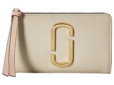 Marc Jacobs Snapshot Compact Wallet (Dust Multi) Wallet Handbags