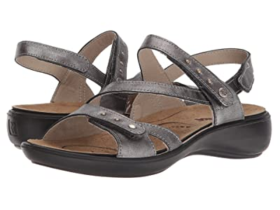 Romika Ibiza 70 (Anthracite Metallic) Women