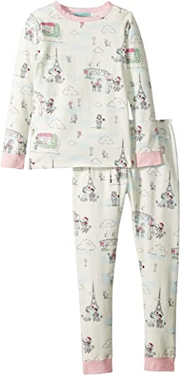 BedHead Kids Long Sleeve Two-Piece Set (Toddler/Little Kids)