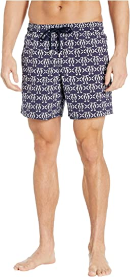 Hyppocampes Moorea Swim Trunks