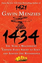 1434: The Year a Magnificent Chinese Fleet Sailed to Italy and Ignited the Renaissance (P.S.) (English Edition)