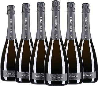 Valdobbiadene Prosecco Superiore Brut DOCG Prior Bortolomiol 2020 6 bottiglie da 0,75 ℓ