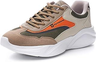 Stuart Mens Chunky Fashion Sneakers