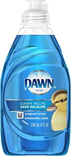 Dawn Ultra Dishwashing Liquid Dish Soap, Original Scent, 8 oz