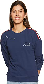 People Women's Cotton Sweatshirt