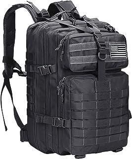 40L Militärischer Taktischer Rucksack Molle Umhängetasche Rucksack Assault Pack Tagesrucksack für Camping Trekking Jagd An...