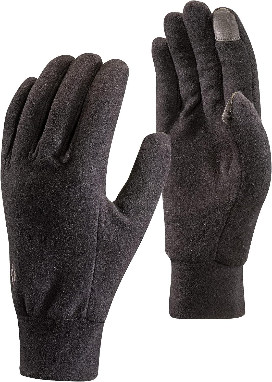 Black Diamond Lightweight Fleece Guantes Unisex adulto