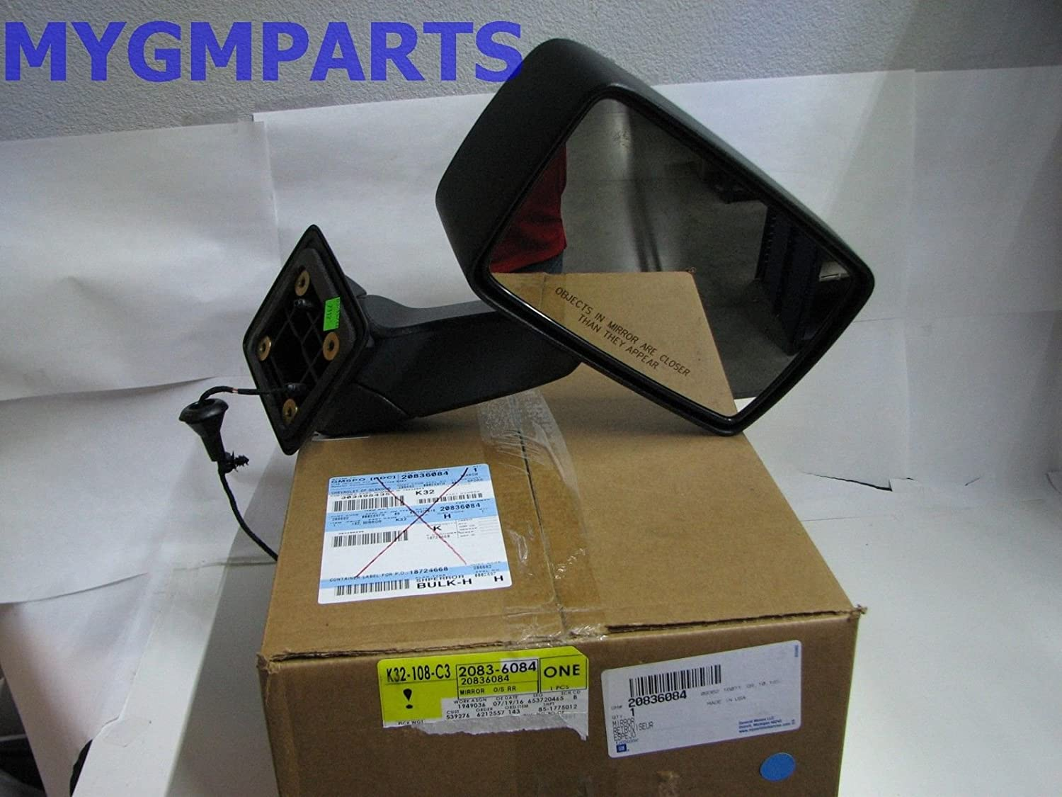New Orleans Super sale period limited Mall General Motors 20836084 Mirror