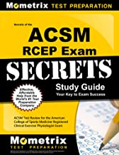 Best acsm exercise physiologist study guide Reviews